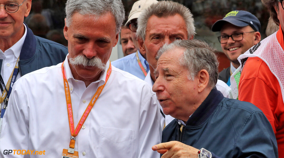 Todt: Hybrid engines gives F1 a 'leadership role' in environment sustainability