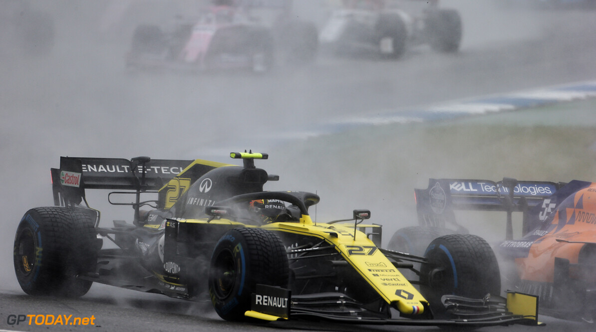 Hulkenberg: Hard to swallow German GP exit