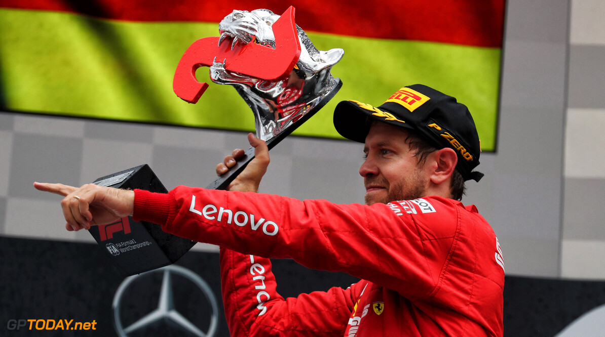 Vettel: F1 must keep historic races like Germany