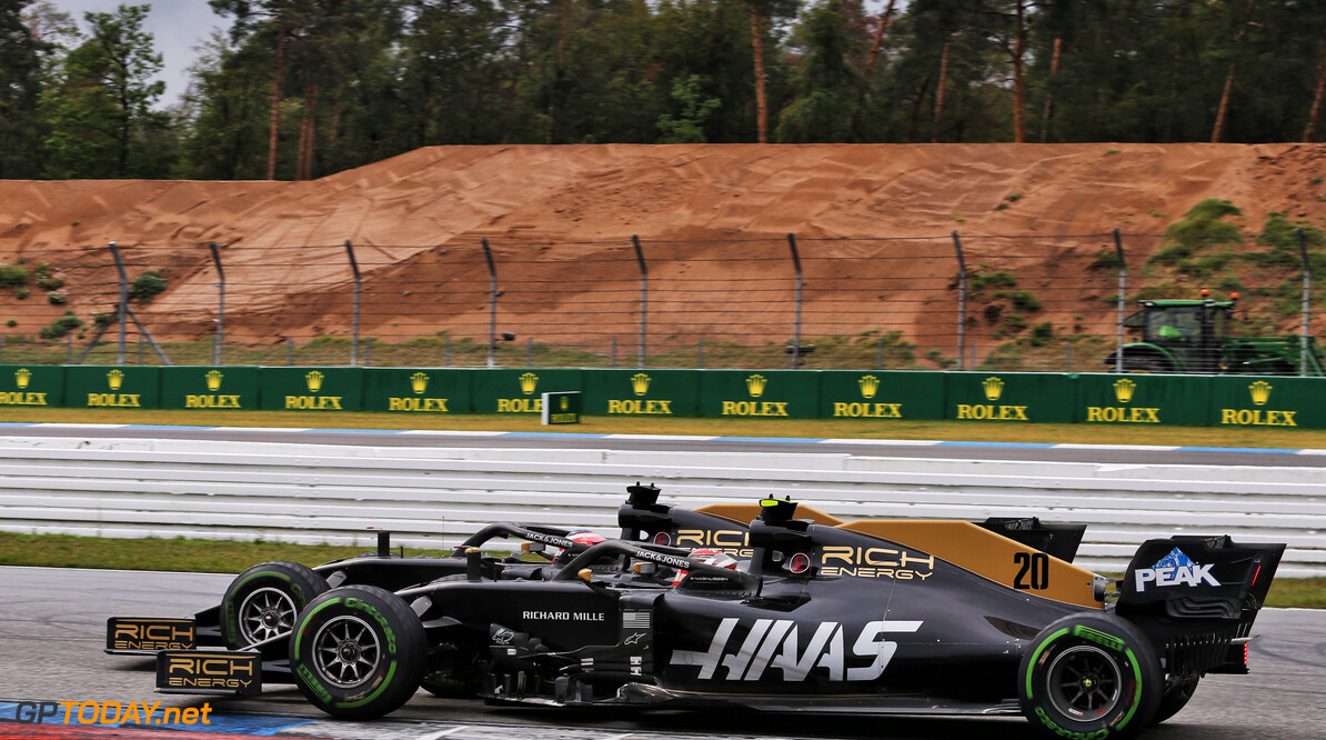 Steiner: Unacceptable Haas clashes getting old