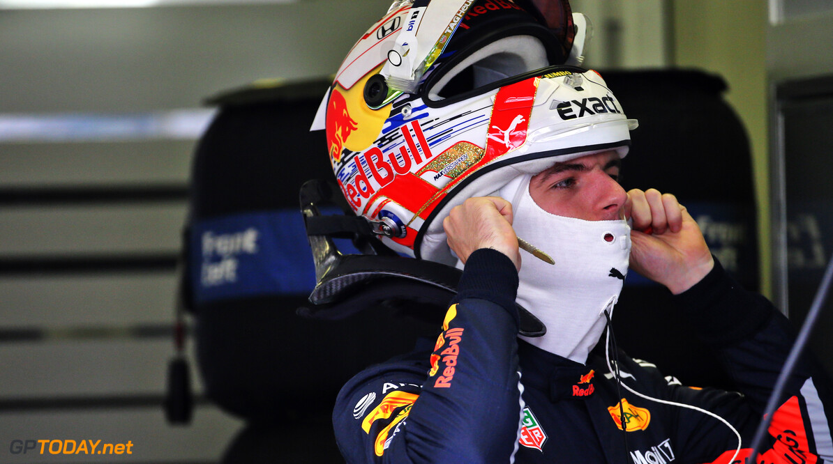 """Verstappen: """"Ik focus mij niet op Lewis Hamilton"""""""