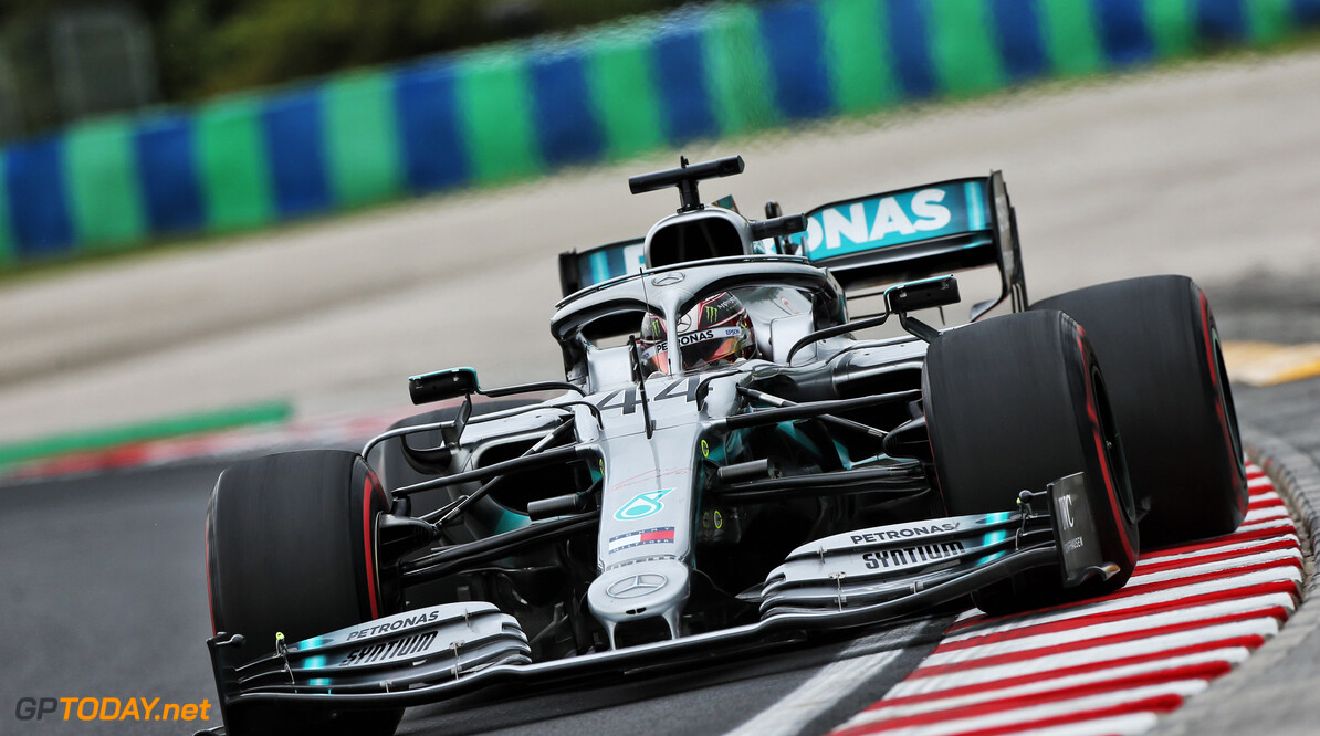 <strong>FP1:</strong> Hamilton fastest, engine problems for Bottas