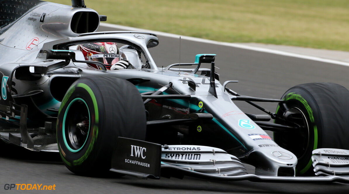 Hamilton: Harder to read track conditions from inside the car
