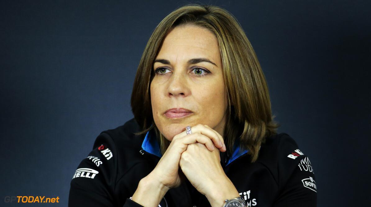 """Williams: """"Reglementen moeten voorzien in verlaging gewicht F1-auto's"""""""