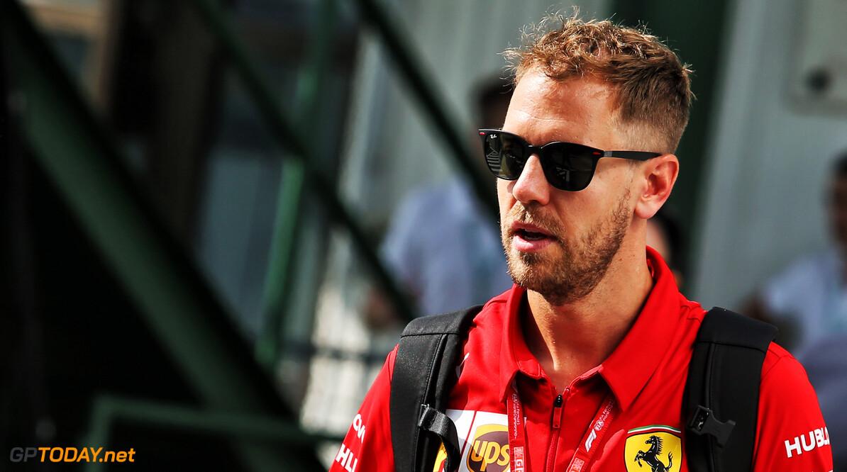 """Sebastian Vettel: """"Spa is altijd een bijzondere race voor mij"""""""