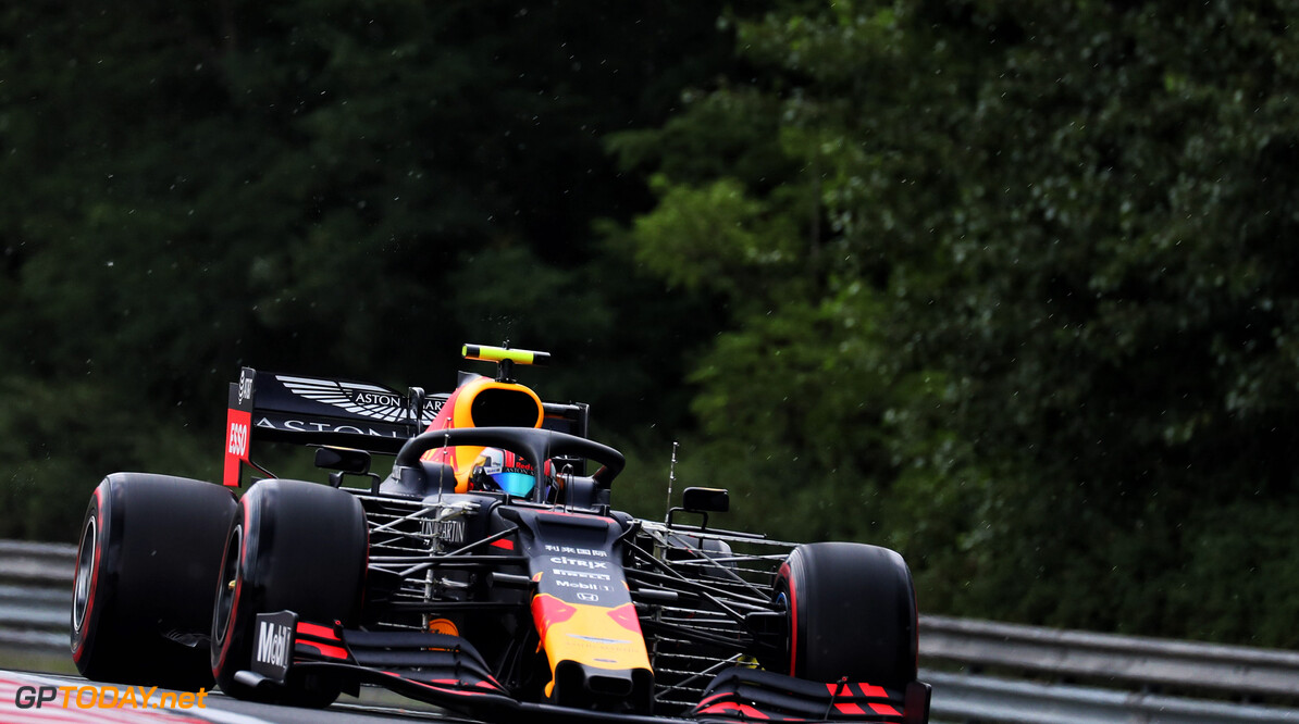 <strong>FP2:</strong> Gasly tops second rain-affected practice session