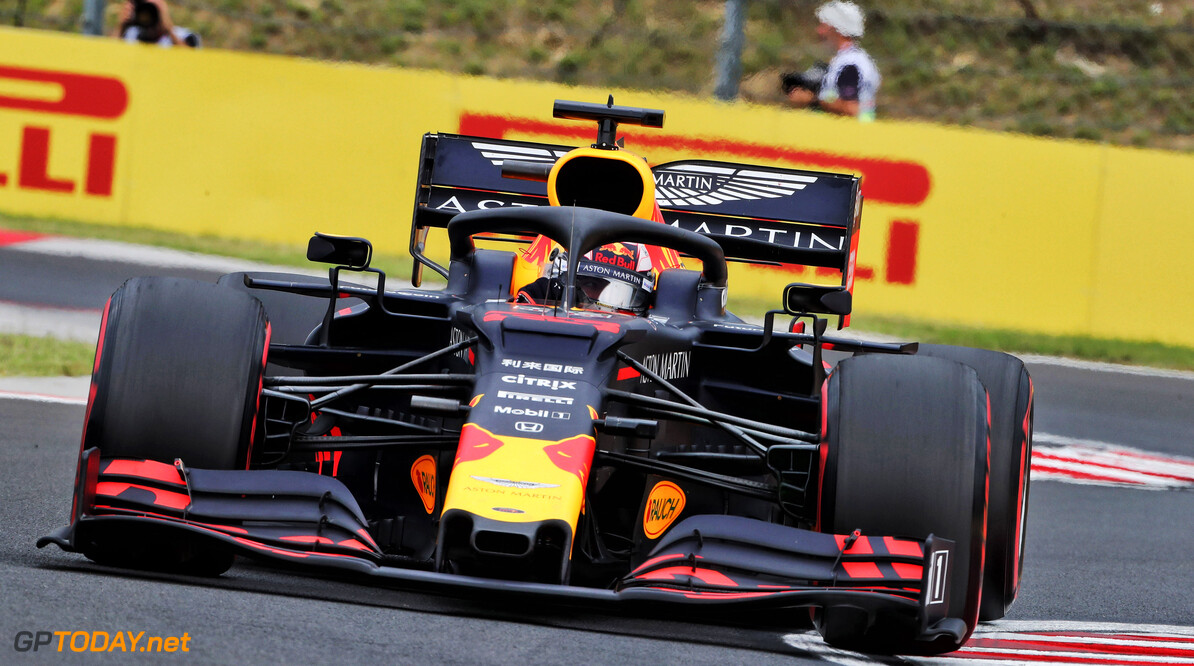Verstappen cautiously optimistic after Friday practice