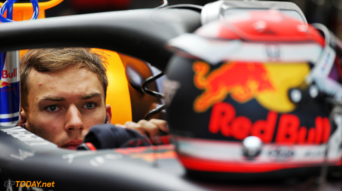 Gasly: Red Bull strong in both dry and wet conditions