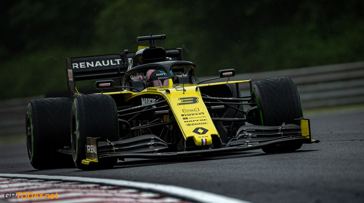 Too easy to blame luck for Renault struggles - Ricciardo