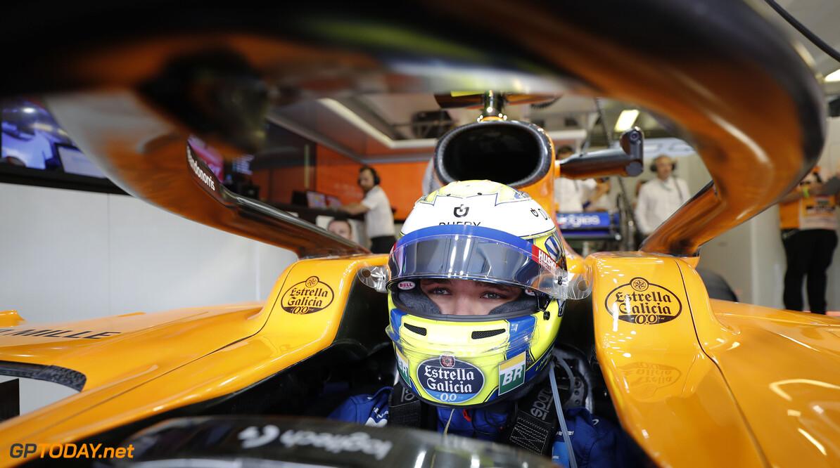 Lando Norris, McLaren   Steven Tee    Portrait
