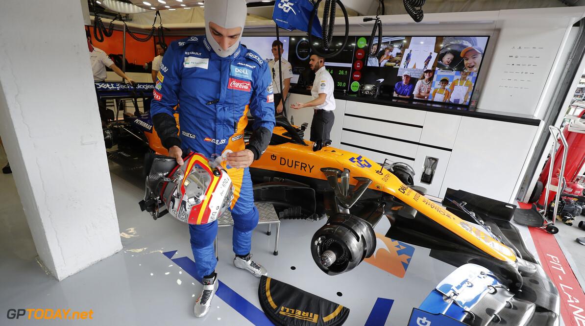 Carlos Sainz, McLaren   Steven Tee    Portrait