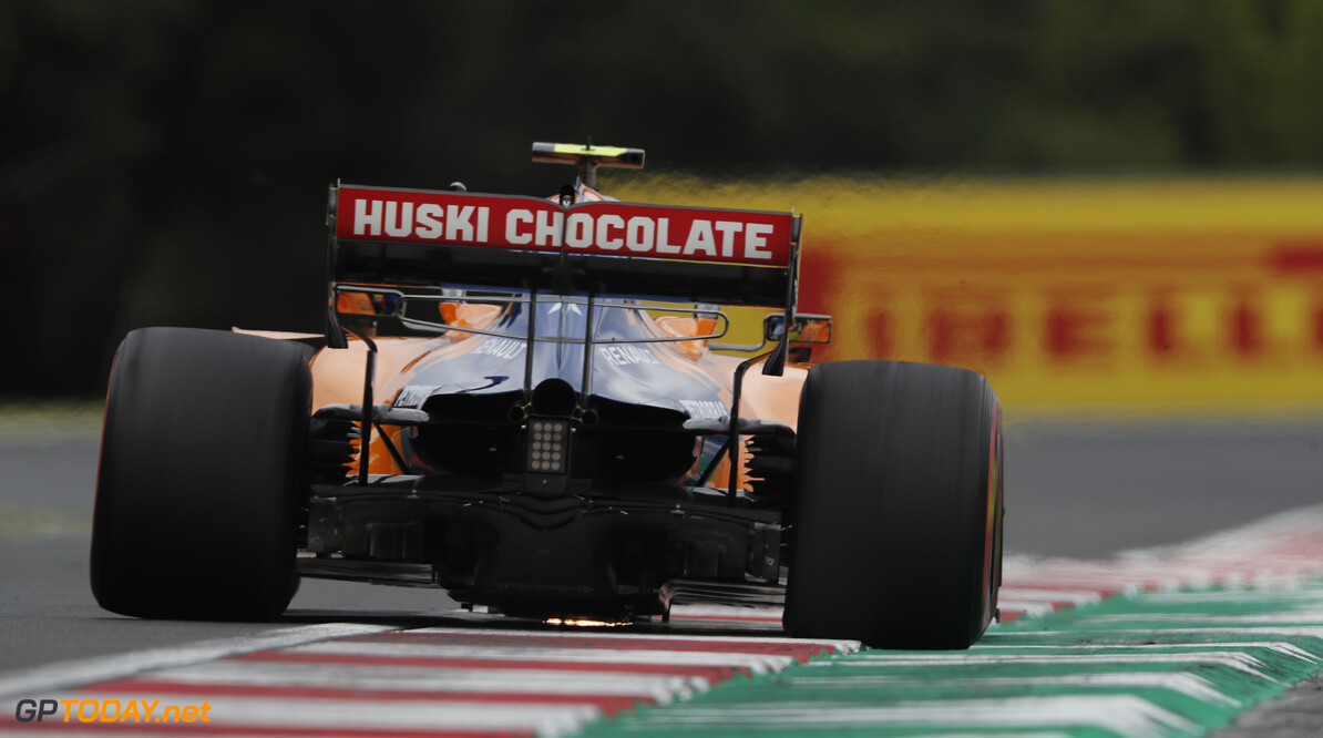 Seidl: McLaren expected to be weak at the Hungaroring