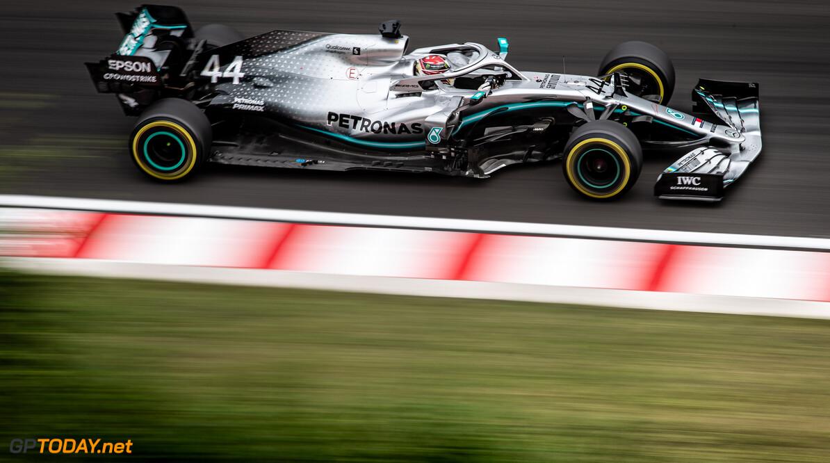 <strong>FP3:</strong> Hamilton heads Verstappen after shortened final practice