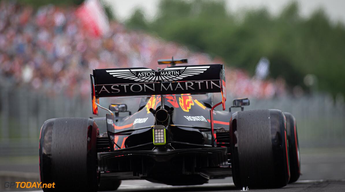Verstappen: Honda making Red Bull car more reliable