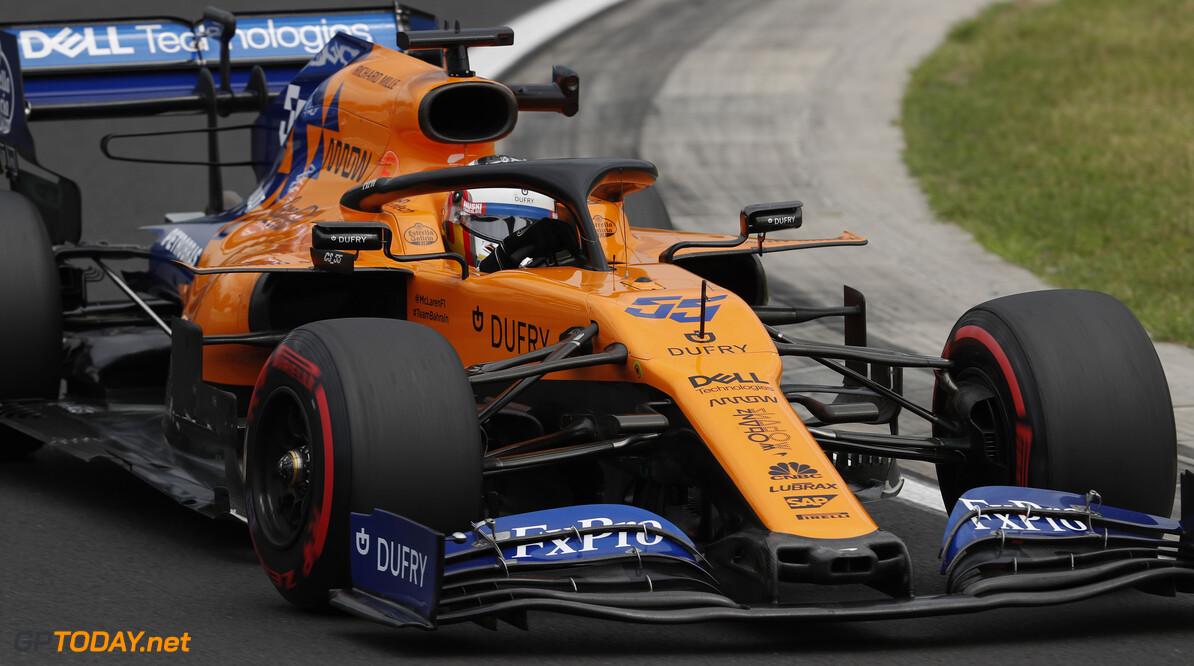 Carlos Sainz, McLaren MCL34   Zak Mauger    action