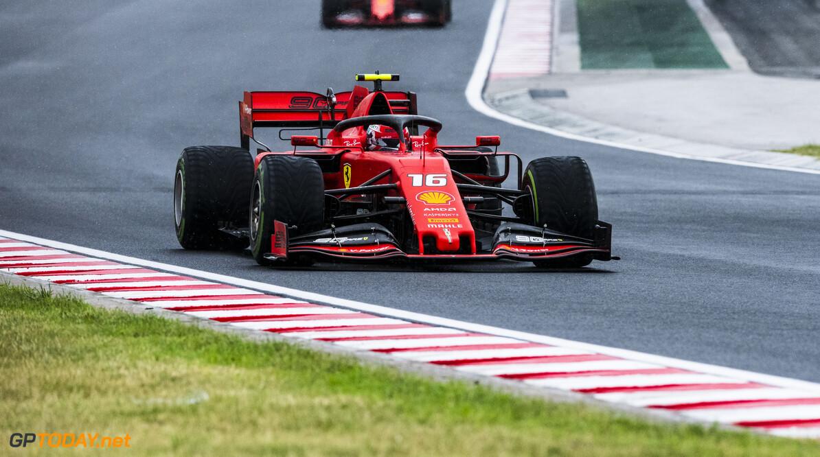 RUDY CAREZZEVOLI@CALLO ALBANESE    02/08/2019 F1/2019 FP2 GP LECLERC UNGHERIA