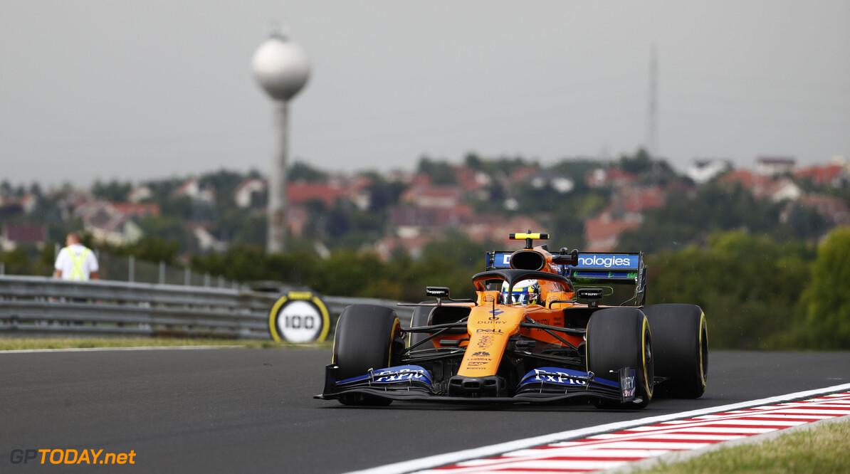 Lando Norris, McLaren MCL34   Sam Bloxham    action