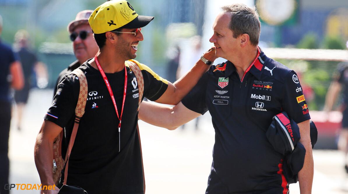 Ricciardo ziet bij Ferrari gelijkenissen met situatie bij Red Bull in 2014