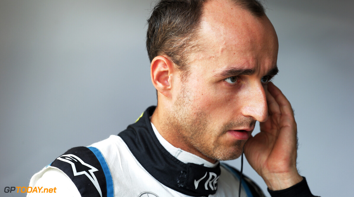 Kubica: 'Not the first time' Williams car has changed completely on race day