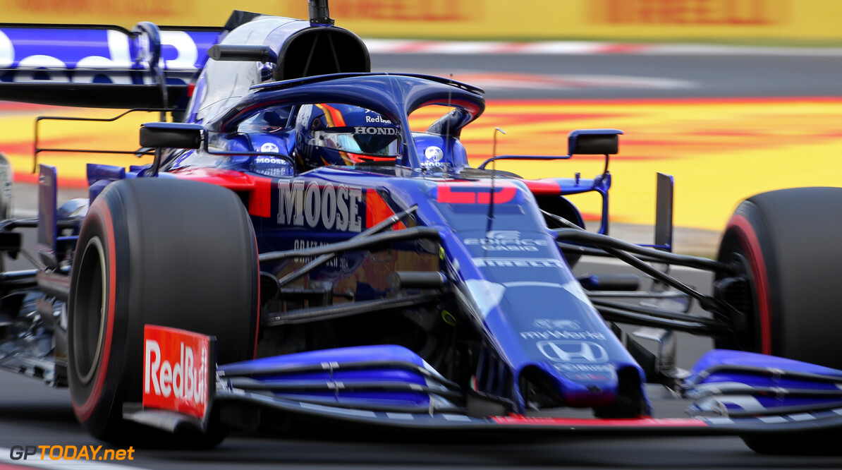 Formula One World Championship Alexander Albon (THA), Scuderia Toro Rosso  03.08.2019. Formula 1 World Championship, Rd 12, Hungarian Grand Prix, Budapest, Hungary, Qualifying Day. - www.xpbimages.com, EMail: requests@xpbimages.com - copy of publication required for printed pictures. Every used picture is fee-liable. (C) Copyright: Charniaux / XPB Images Motor Racing - Formula One World Championship - Hungarian Grand Prix - Qualifying Day - Budapest, Hungary XPB Images Budapest Hungary  Formel1 Formel F1 Formula 1 Formula1 GP Grand Prix one Circuit Hungary Hungarian Hungaroring Budapest Saturday 03 3 08 8 2019 August Practice Action Track