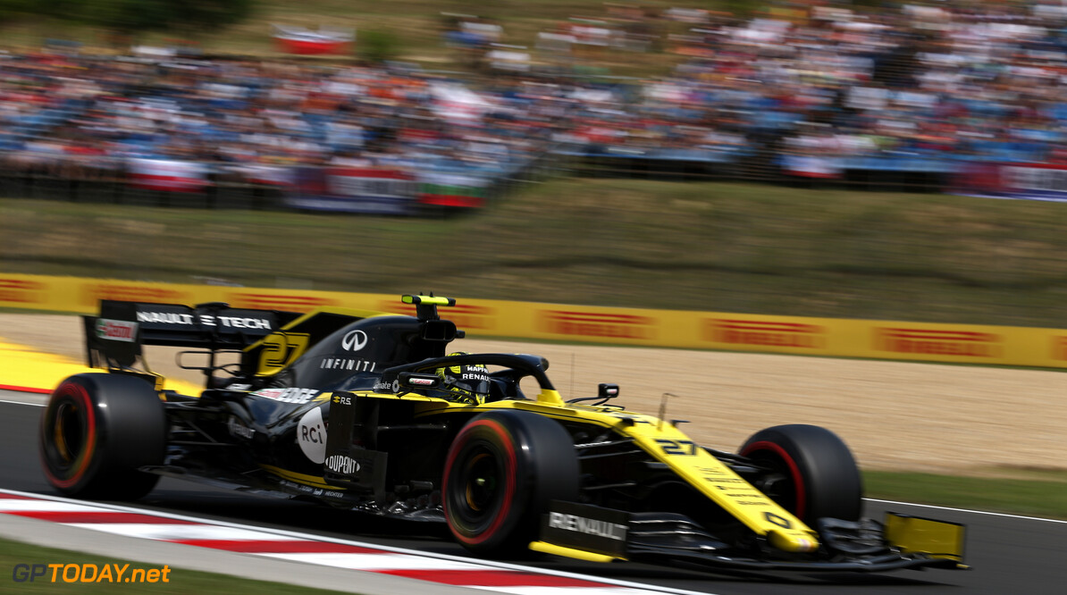 Formula One World Championship Nico Hulkenberg (GER), Renault Sport F1 Team  03.08.2019. Formula 1 World Championship, Rd 12, Hungarian Grand Prix, Budapest, Hungary, Qualifying Day. - www.xpbimages.com, EMail: requests@xpbimages.com - copy of publication required for printed pictures. Every used picture is fee-liable. (C) Copyright: Charniaux / XPB Images Motor Racing - Formula One World Championship - Hungarian Grand Prix - Qualifying Day - Budapest, Hungary XPB Images Budapest Hungary  Formel1 Formel F1 Formula 1 Formula1 GP Grand Prix one Circuit Hungary Hungarian Hungaroring Budapest Saturday 03 3 08 8 2019 August Practice Action Track