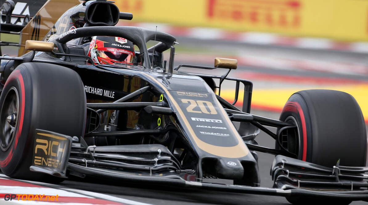 Formula One World Championship Kevin Magnussen (DEN), Haas F1 Team  03.08.2019. Formula 1 World Championship, Rd 12, Hungarian Grand Prix, Budapest, Hungary, Qualifying Day. - www.xpbimages.com, EMail: requests@xpbimages.com - copy of publication required for printed pictures. Every used picture is fee-liable. (C) Copyright: Charniaux / XPB Images Motor Racing - Formula One World Championship - Hungarian Grand Prix - Qualifying Day - Budapest, Hungary XPB Images Budapest Hungary  Formel1 Formel F1 Formula 1 Formula1 GP Grand Prix one Circuit Hungary Hungarian Hungaroring Budapest Saturday 03 3 08 8 2019 August Practice Action Track
