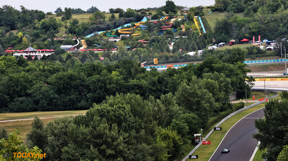 Hungarian GP secures contract extension until 2027