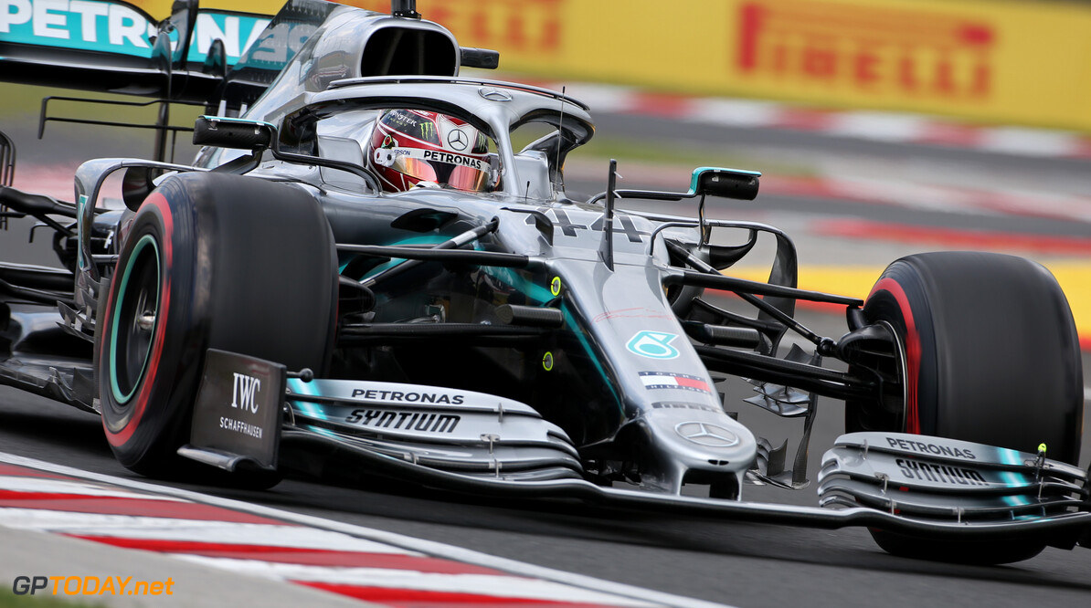 Formula One World Championship Lewis Hamilton (GBR), Mercedes AMG F1   03.08.2019. Formula 1 World Championship, Rd 12, Hungarian Grand Prix, Budapest, Hungary, Qualifying Day. - www.xpbimages.com, EMail: requests@xpbimages.com - copy of publication required for printed pictures. Every used picture is fee-liable. (C) Copyright: Charniaux / XPB Images Motor Racing - Formula One World Championship - Hungarian Grand Prix - Qualifying Day - Budapest, Hungary XPB Images Budapest Hungary  Formel1 Formel F1 Formula 1 Formula1 GP Grand Prix one Circuit Hungary Hungarian Hungaroring Budapest Saturday 03 3 08 8 2019 August Practice Action Track