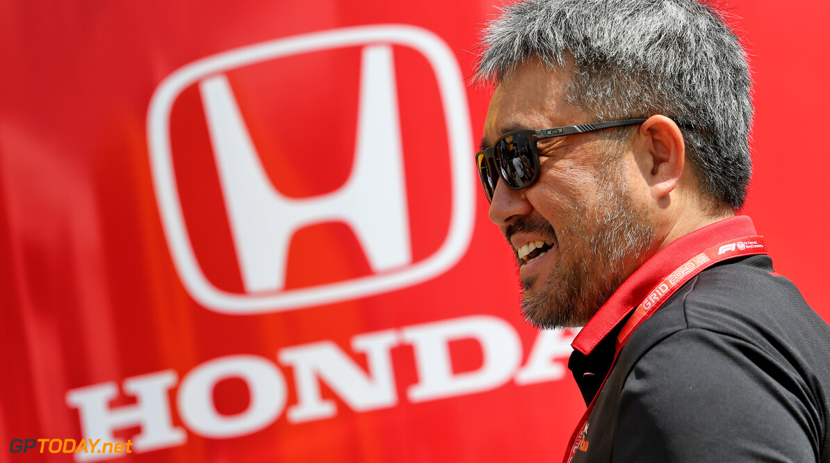 Honda introducing 'Spec 4' engine at Belgian GP