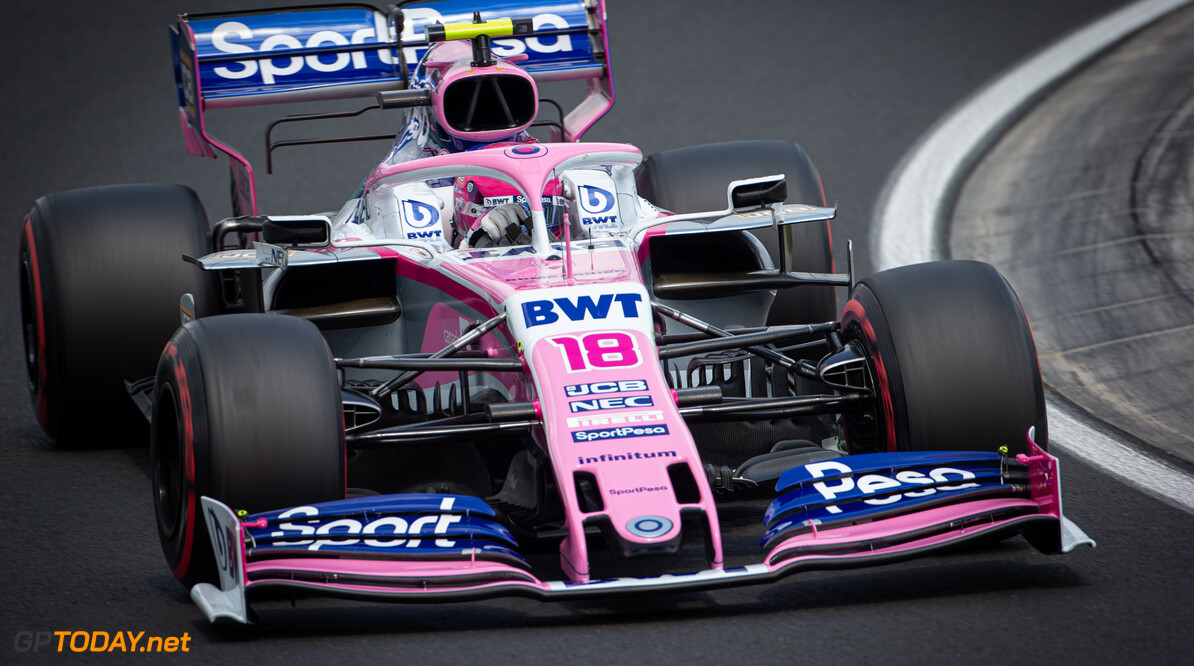 Stroll: Racing Point must focus on the present