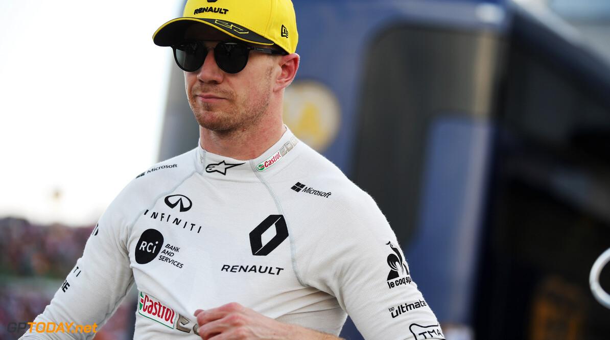 Hulkenberg plaatst foto van Ocon in Renault-kleding op Instagram