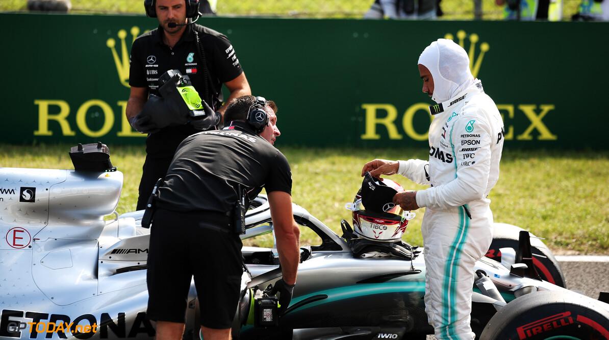 Hamilton verwachtte dat er meer in zat tijdens kwalificatie in Hongarije