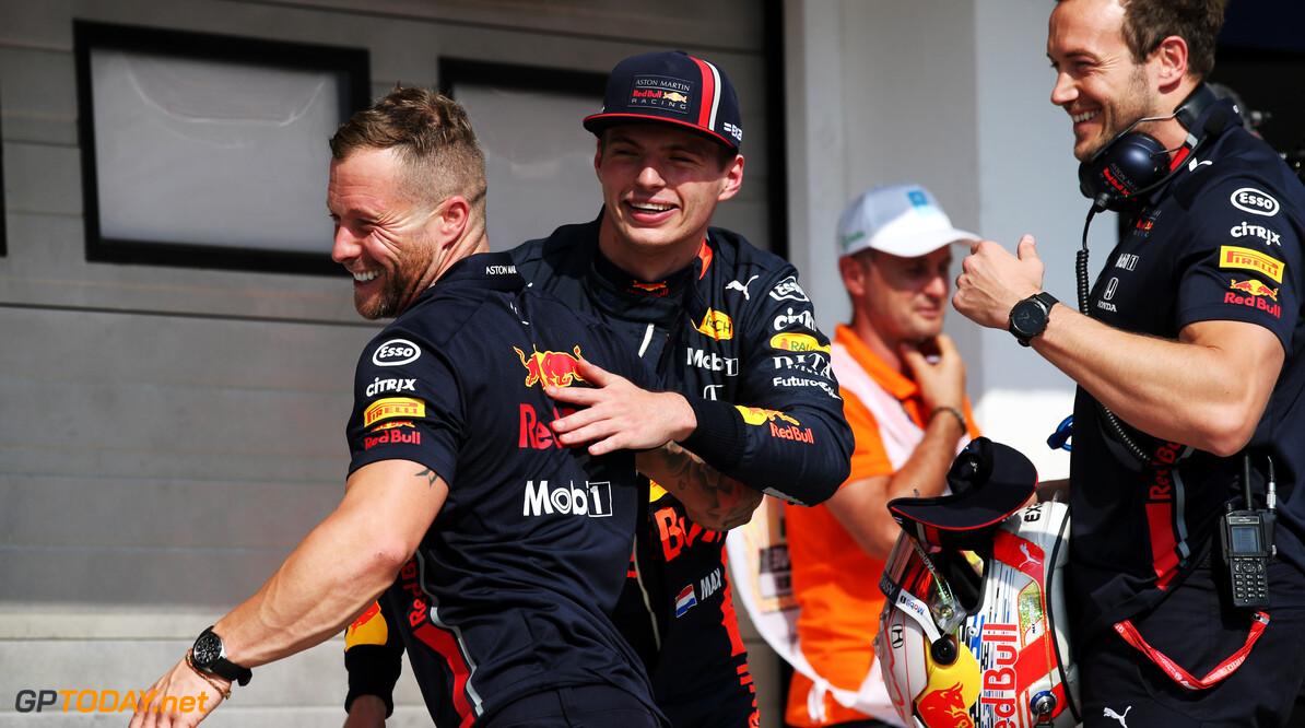 Croft benoemt Verstappen tot beste coureur uit eerste seizoenshelft 2019