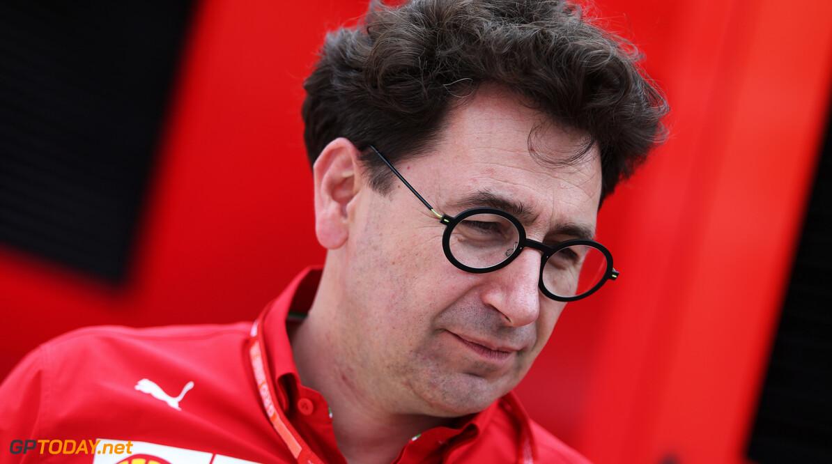 """Ferrari: """"Gebrek aan downforce niet ons enige probleem"""""""