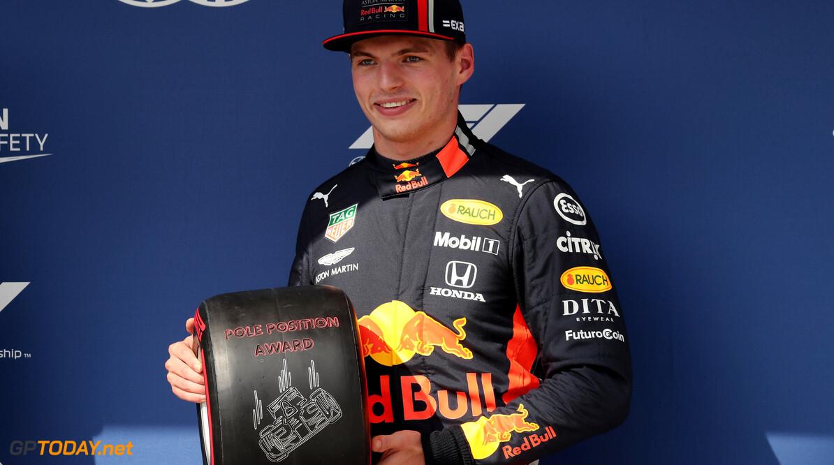 Verstappen hoopt nog 15 jaar in F1 te racen