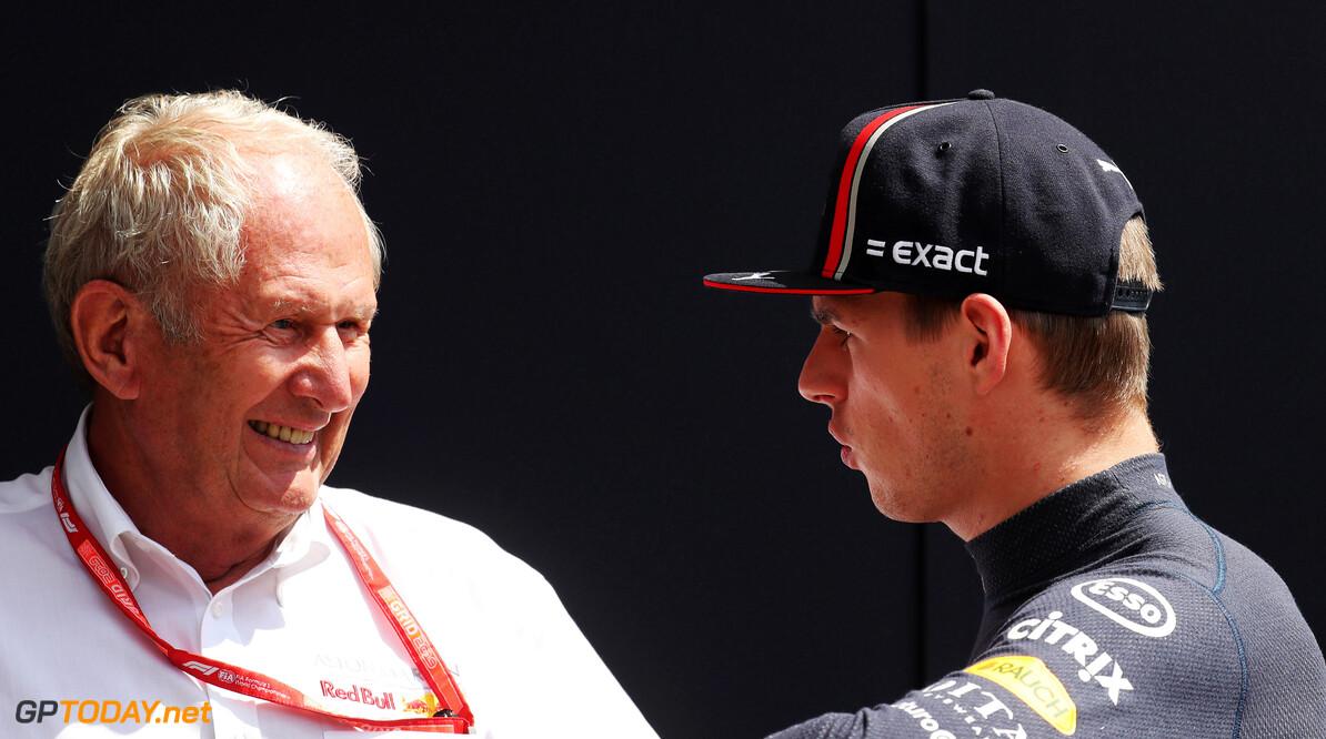 """Marko wil wereldtitel voor Verstappen niet uitsluiten: """"Theoretische mogelijkheid"""""""