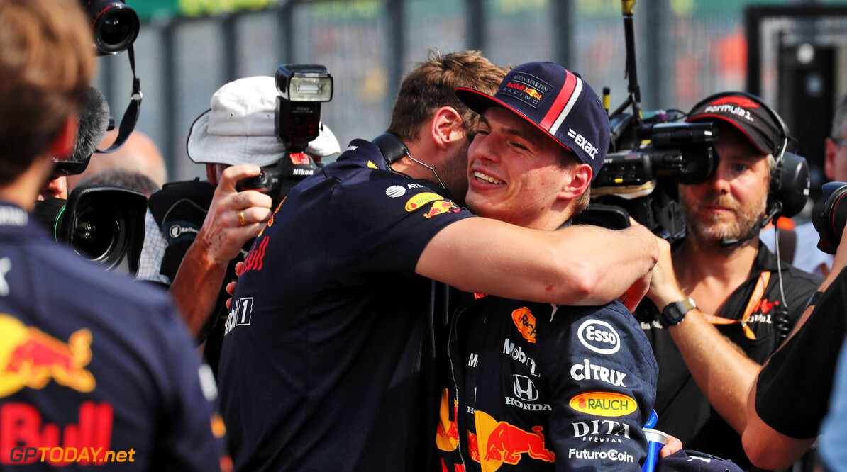 Verstappen 'doesn't need victories' to be confident
