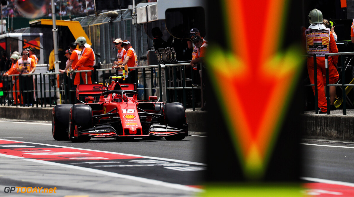 Ferrari targeting first win of 2019 at Spa