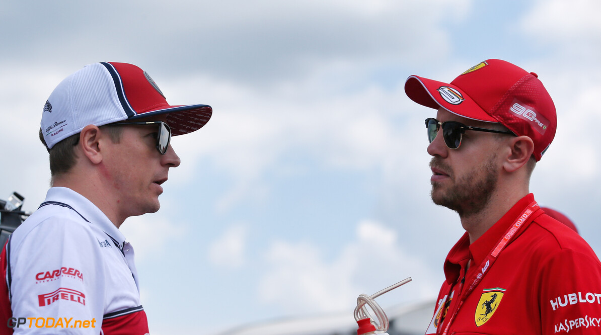 Vettel: Drivers have no motives in 2021 regulations discussion