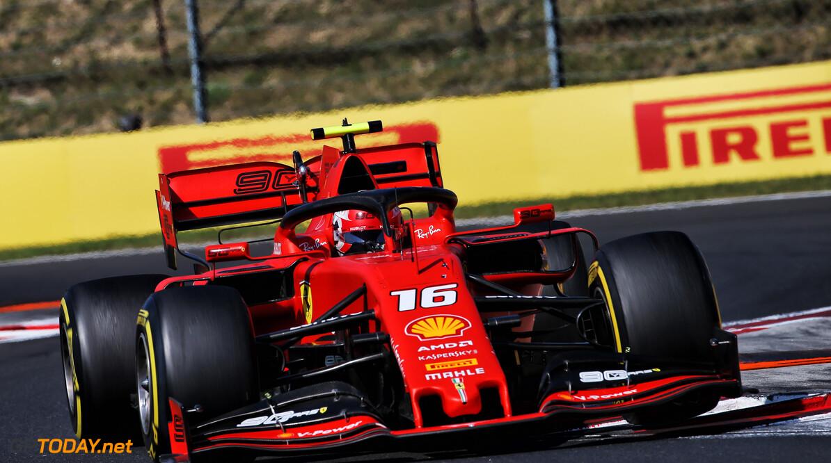 'Ferrari wint 20 pk aan vermogen met derde specificatie motor op Spa'
