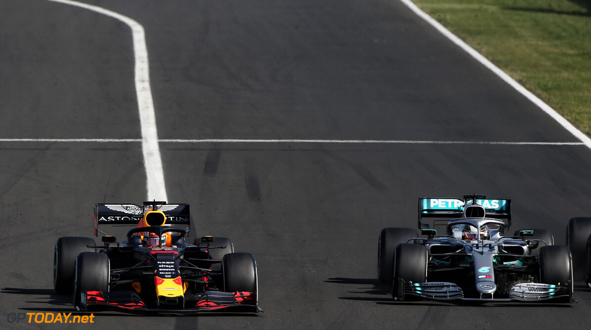 <strong>Hungarian GP:</strong> Late charge sees Hamilton beat Verstappen