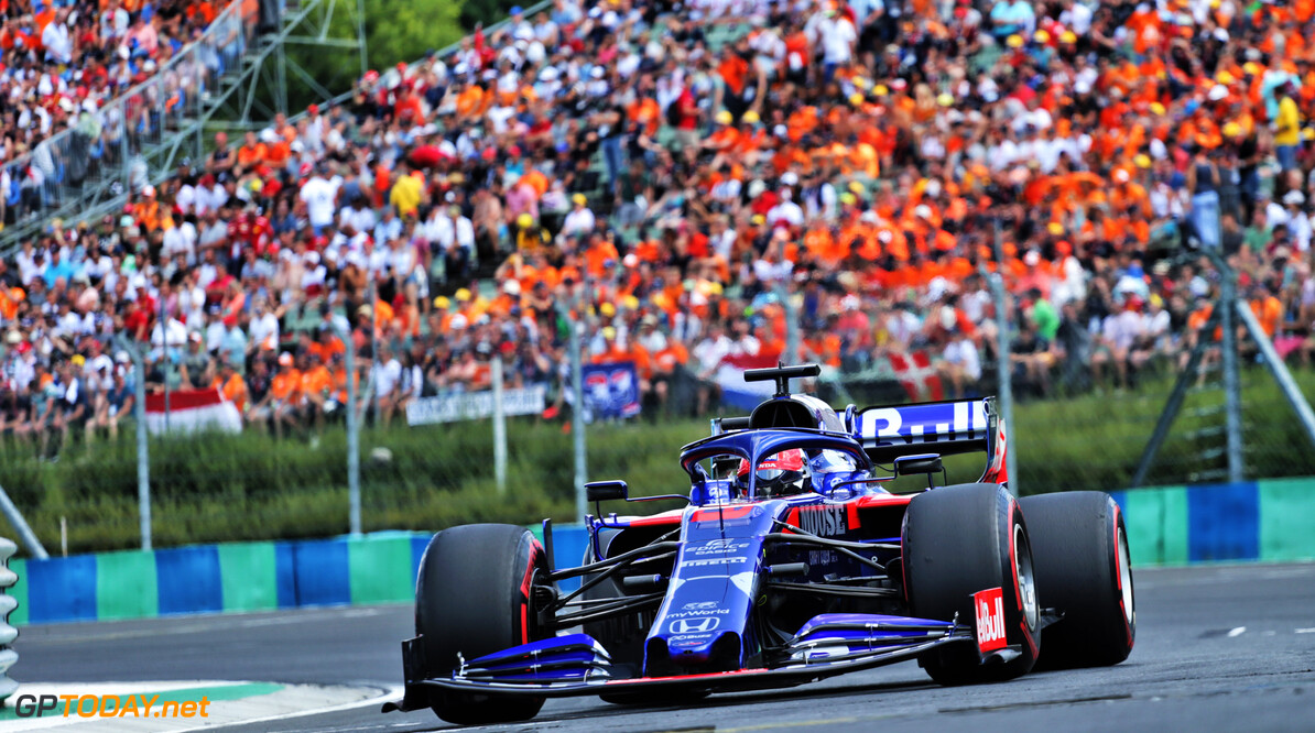 <b>Video:</b> Daniil Kvyat's Grand Prix van Hongarije vlog