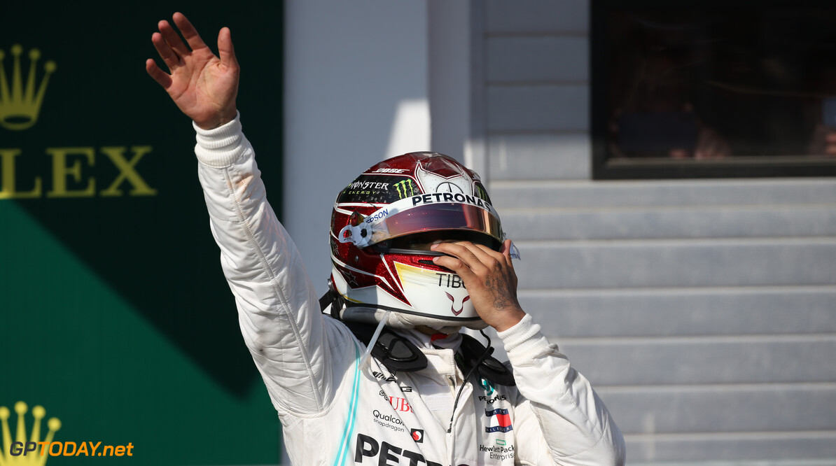 Mercedes worked 'tirelessly' to asses Hamilton's strategy