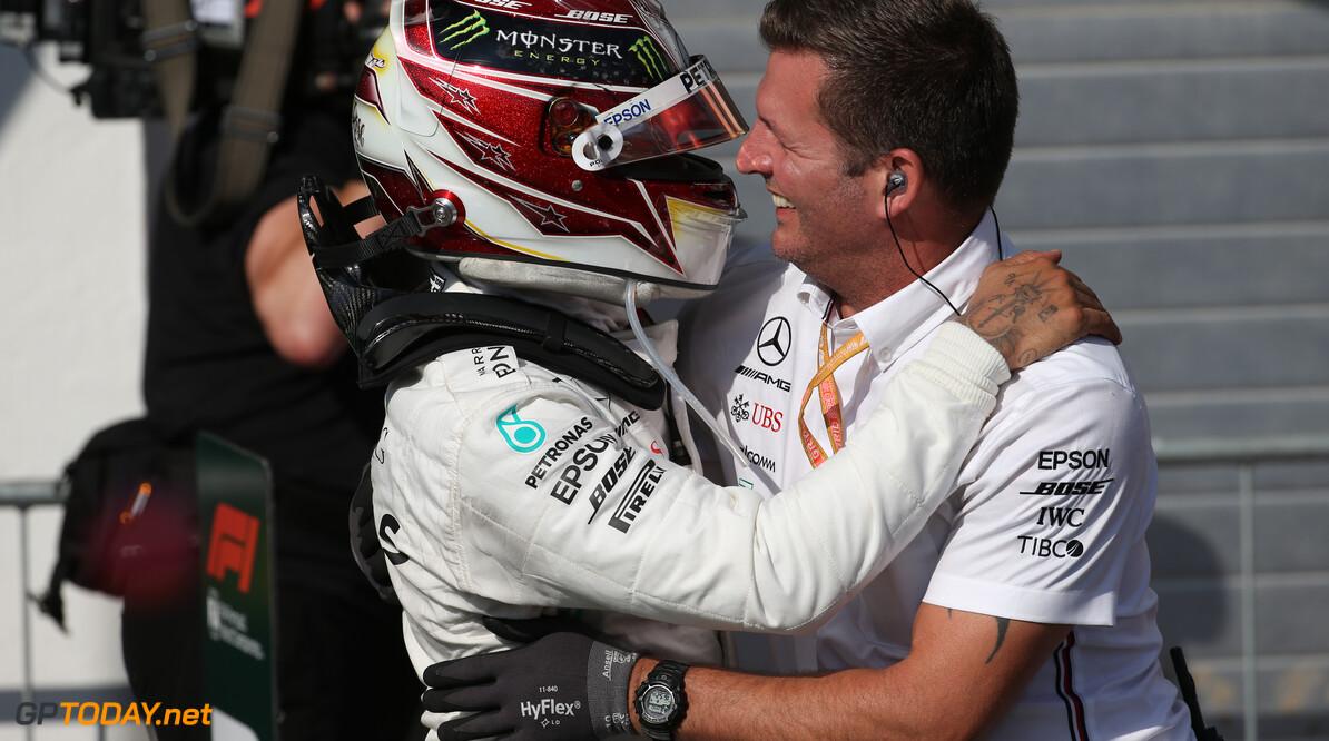 """Wolff: """"Mercedes dacht dat strategie met twee stops niet competitief was"""""""