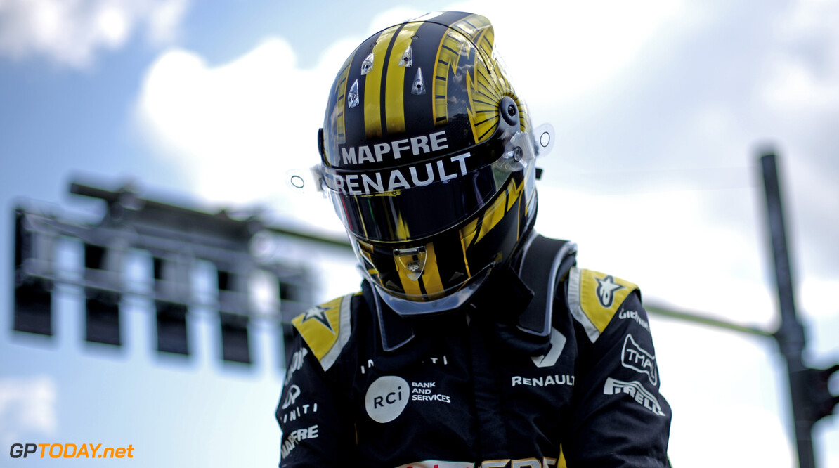 Hulkenberg: Losing Renault seat for 2020 a 'pity'