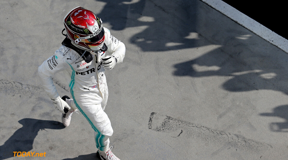 Wolff: Hamilton's off-track adventures important for his form