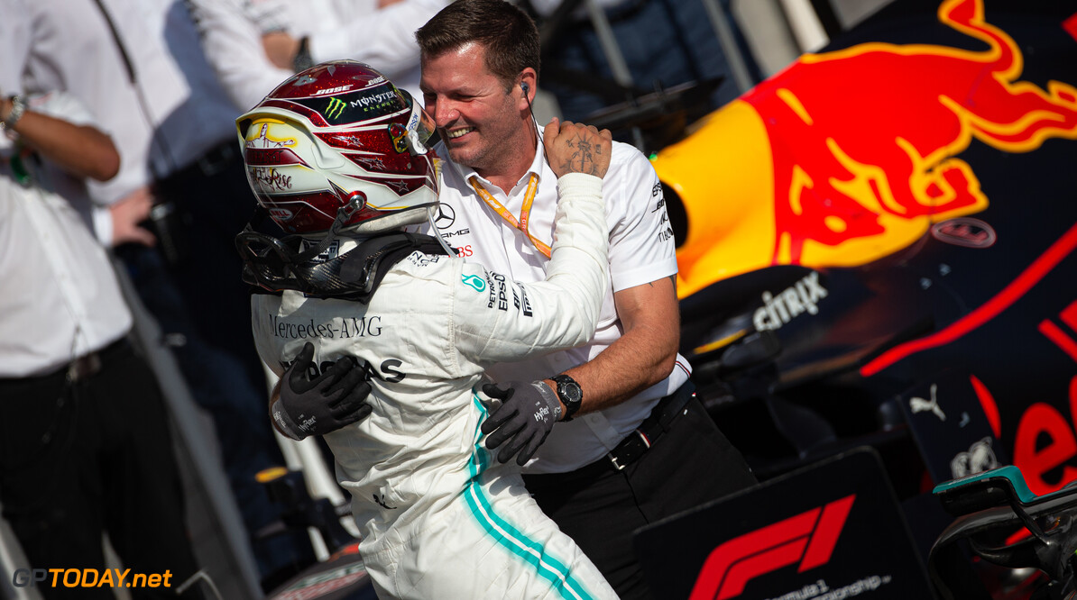 Wolff: Mercedes thought two-stop strategy was not competitive