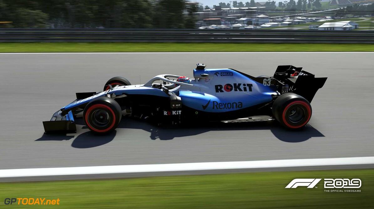 George Russell wint virtuele Grand Prix na straf Charles Leclerc