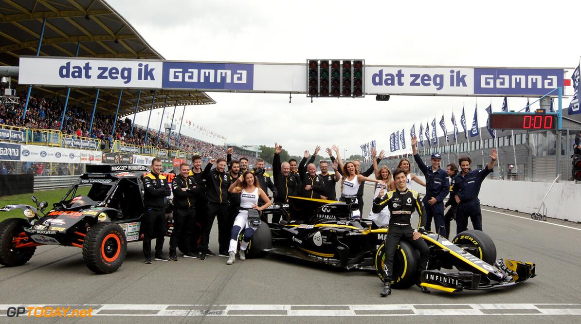 <b>Video: </b>Old School: Formule 1-coureurs in reclames