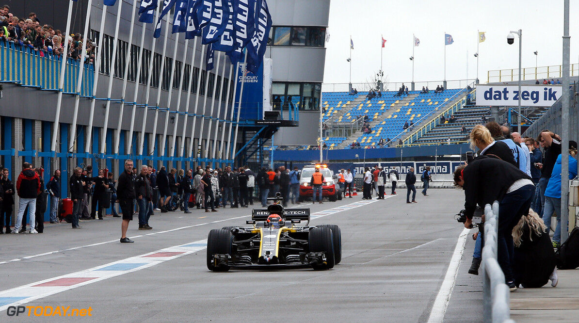 Tilke: Assen better than Zandvoort for Dutch GP